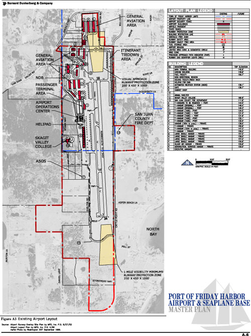 Airport & Seaplane Base Master Plan