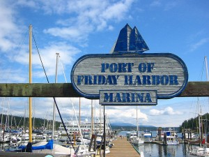 Welcome to the Port of Friday Harbor Marina